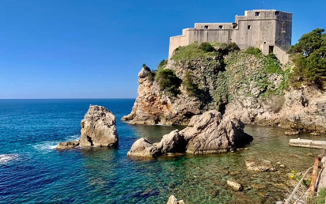 One Month in Dubrovnik, Croatia
