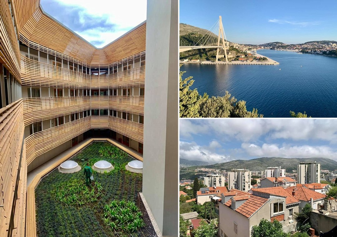 areas to live in dubrovnik long term
