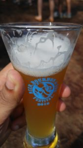 Raleigh Brewing's House of Clay Rye IPA