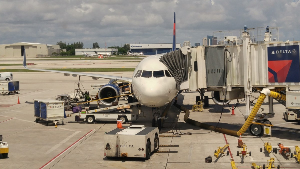 Trip Report: @Delta – A321 – ATL to FLL (also feat. @AirCanadarouge)
