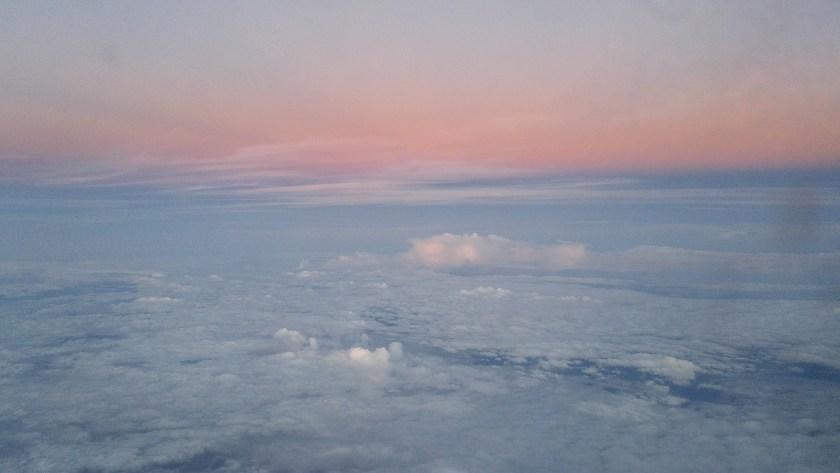 Sunrise over VA
