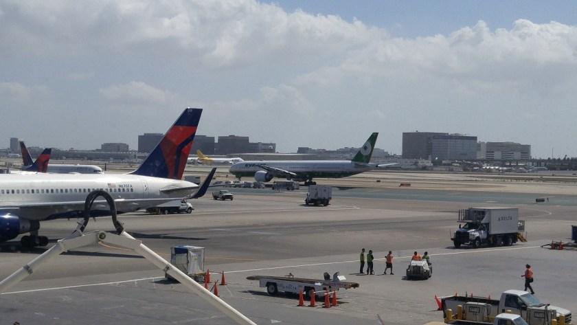 EVA Air 777