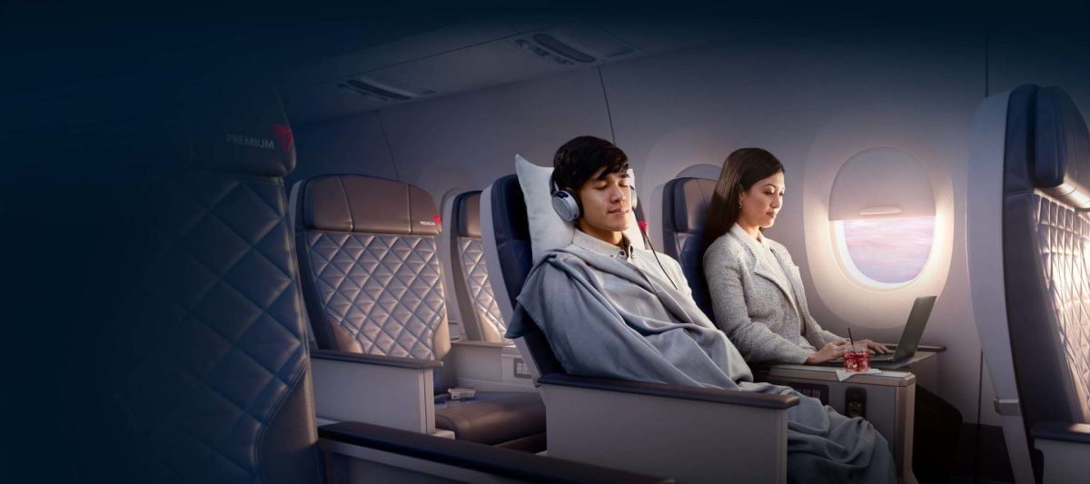 @Delta – True Premium Economy Coming! #KeepClimbing