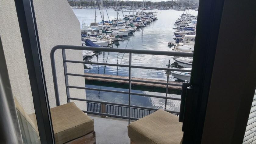 Wonderful waterfront view!