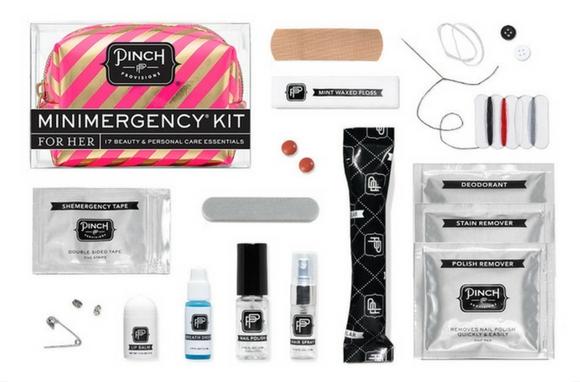 Pinch Provisions Minimergency Kits
