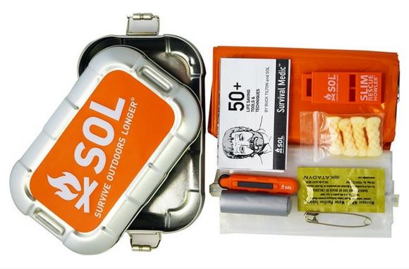 SOL Traverse Survival Kit