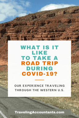 What is it like to take a road trip during COVID-19?