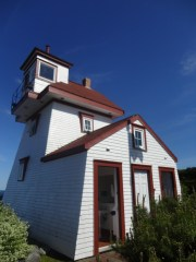 Fort Point Lighthouse, history on the Nova Scotia Shore