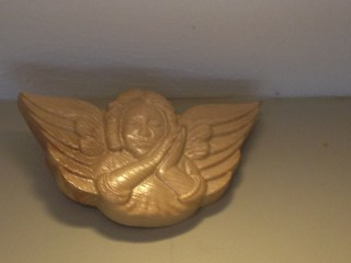 Angels Among Us - a sign from the angel tree.