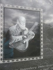 Burl Ives Memories in central Illinois