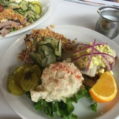 The Greenhouse Café, a Nordic Bistro offers up traditional fare in Solvang!