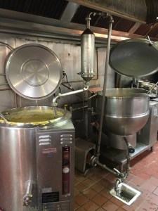 pea soup vat