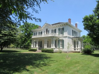 The Hunter-Dawson State Historic Site - We Found It!