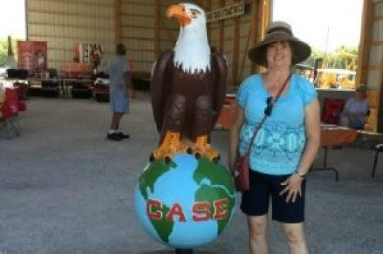 Cool Case Eagle where everybody posed.