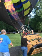 Balloons Over Vermilion, what a trip!