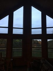 Peace and Tranquility at the Red Cedar Lodge