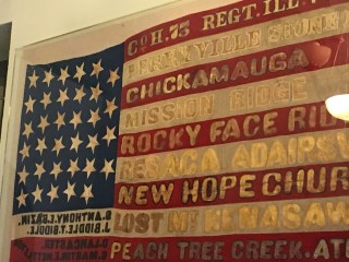 Pike County's Civil War Flag & Historic Museums!
