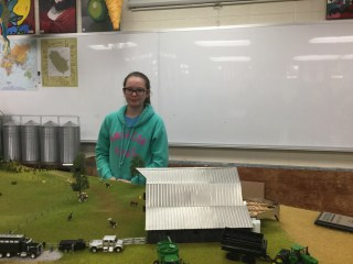 Farm Layouts from the National Farm Toy Show-Check out other farm scenes during your winter travel!