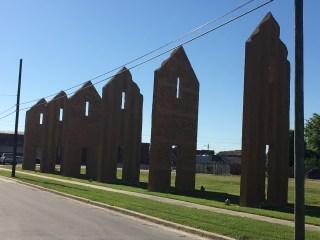 Kinston's Tobacco Barns