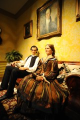 Learn about the courtship on the Abe & Mary: Quite Contrary Walking Tour