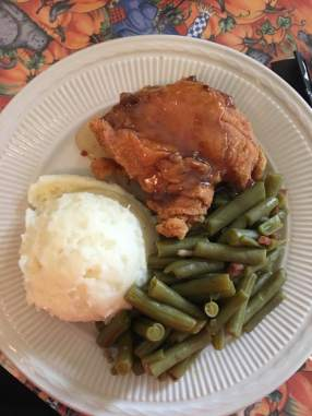 Aunt Bee's fried chicken