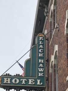 Downtown Cedar Falls