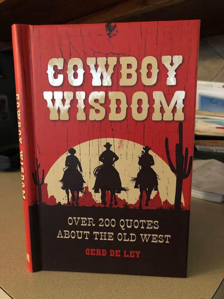 Cowboy Wisdom #bookreview
