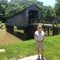 Thompson Mill Covered Bridge