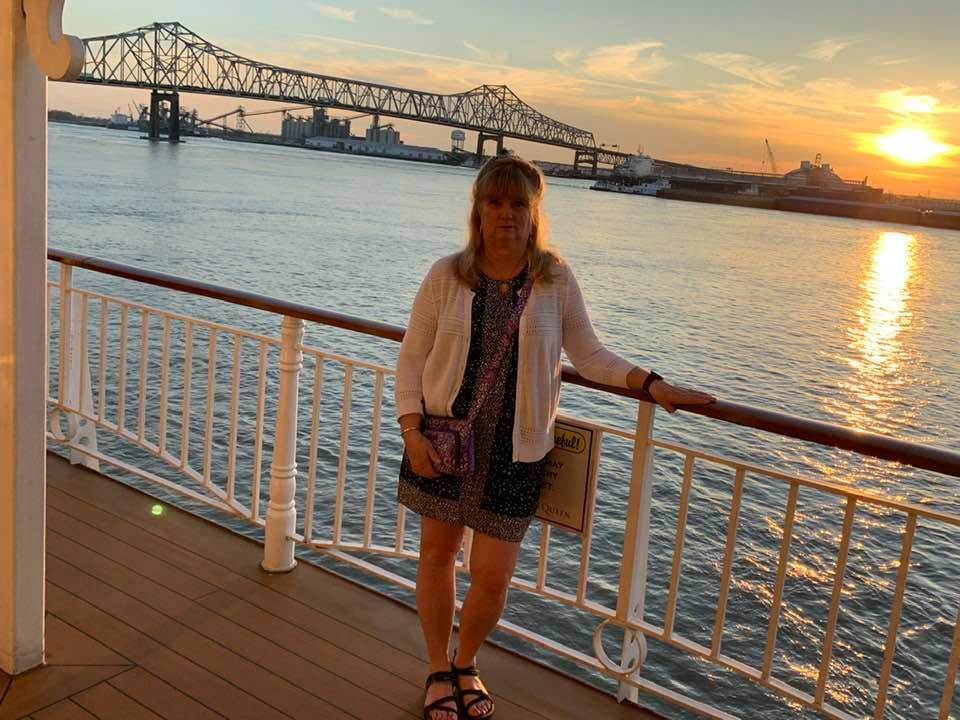 American Queen steamboat