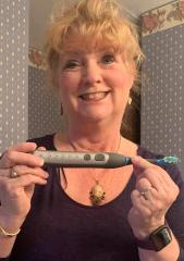My CariPro Toothbrush Perfect for Home & Travel Plus a Giveaway!
