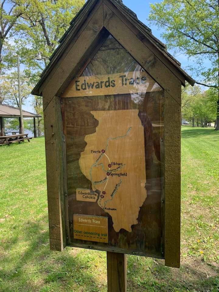 Edwards Trace a bit of history! - Traveling Adventures of a Farm Girl