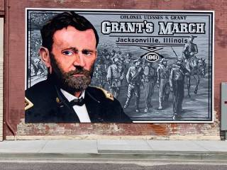 Ulysses Grant's Campsite