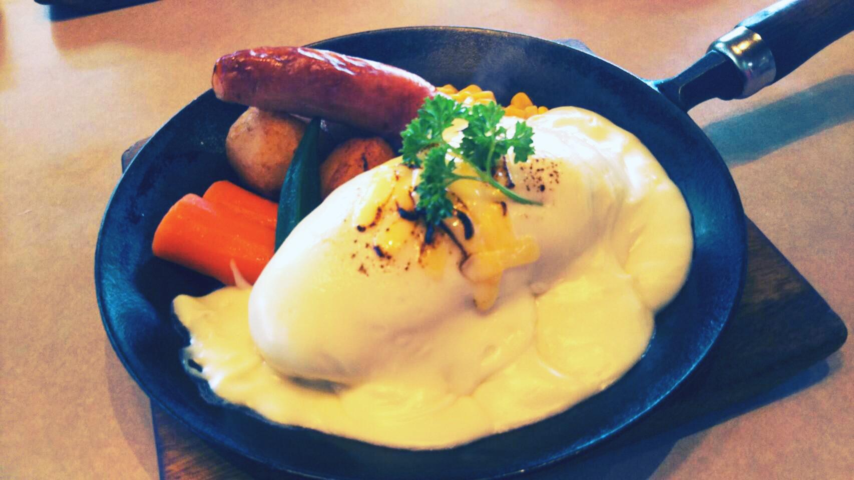森町のレストラン・ケルンとひこま豚食堂 in 北海道