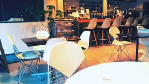 函館カフェチュチュの店内の様子