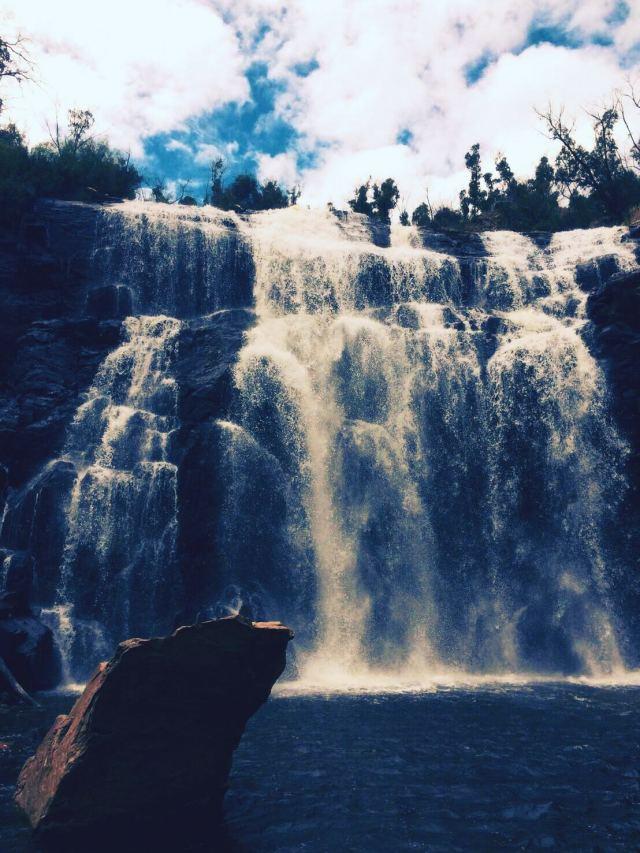 グランピアンズ国立公園「マッケンジーホールズ」
