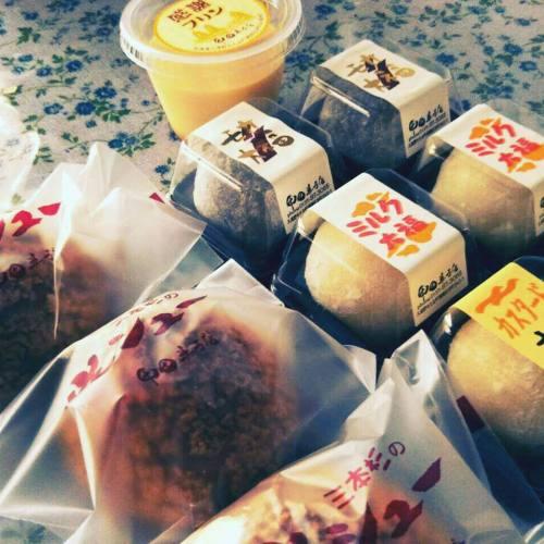 賞味期限1時間の岩シュー!せたな町の甲田菓子店