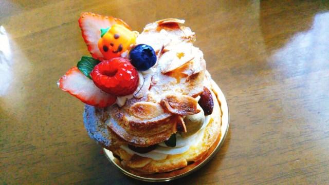 タルトタタンのケーキ、パリブレスト