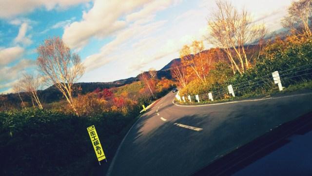 八幡平市の紅葉!アスピーテラインのドライブ