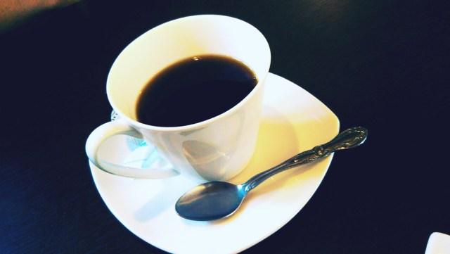 ガーデンキッチンます家のコーヒー