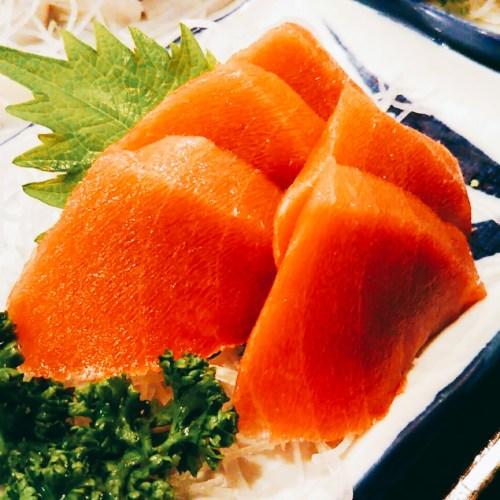 函館駅前の居酒屋、魚さんこが美味しい!