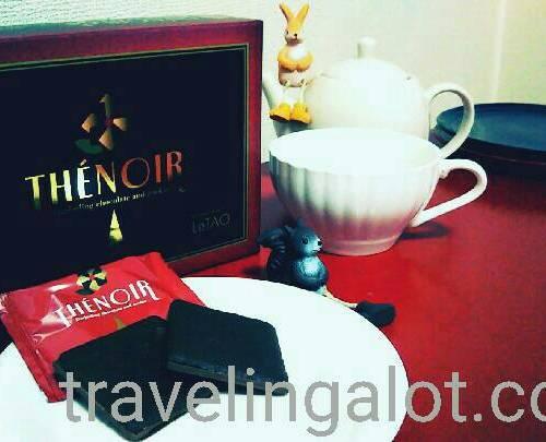 ルタオの紅茶クッキー、香り豊かなテノワール!