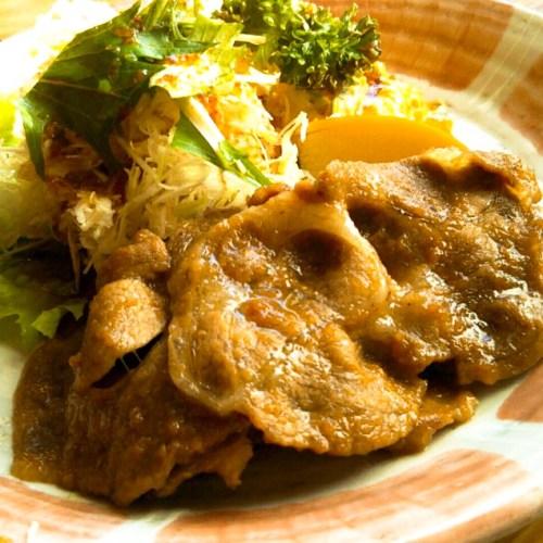 岩手の八幡平市「珈琲舎ハイジ」の美味しい定食!