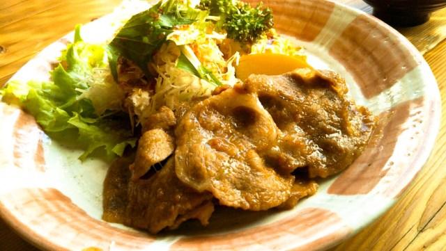 八幡平市ハイジの焼肉定食