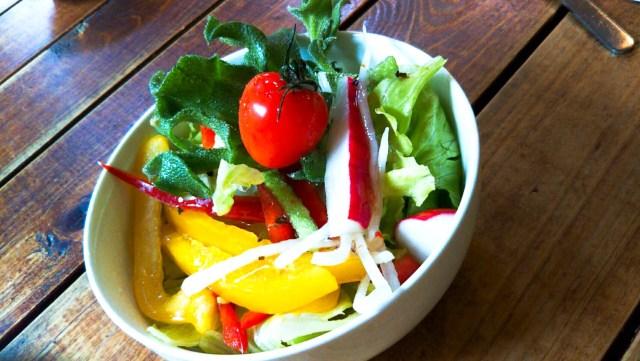 奥入瀬「オルトナーラ」の新鮮野菜