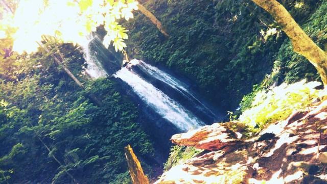 奥入瀬渓流「雲井の滝」
