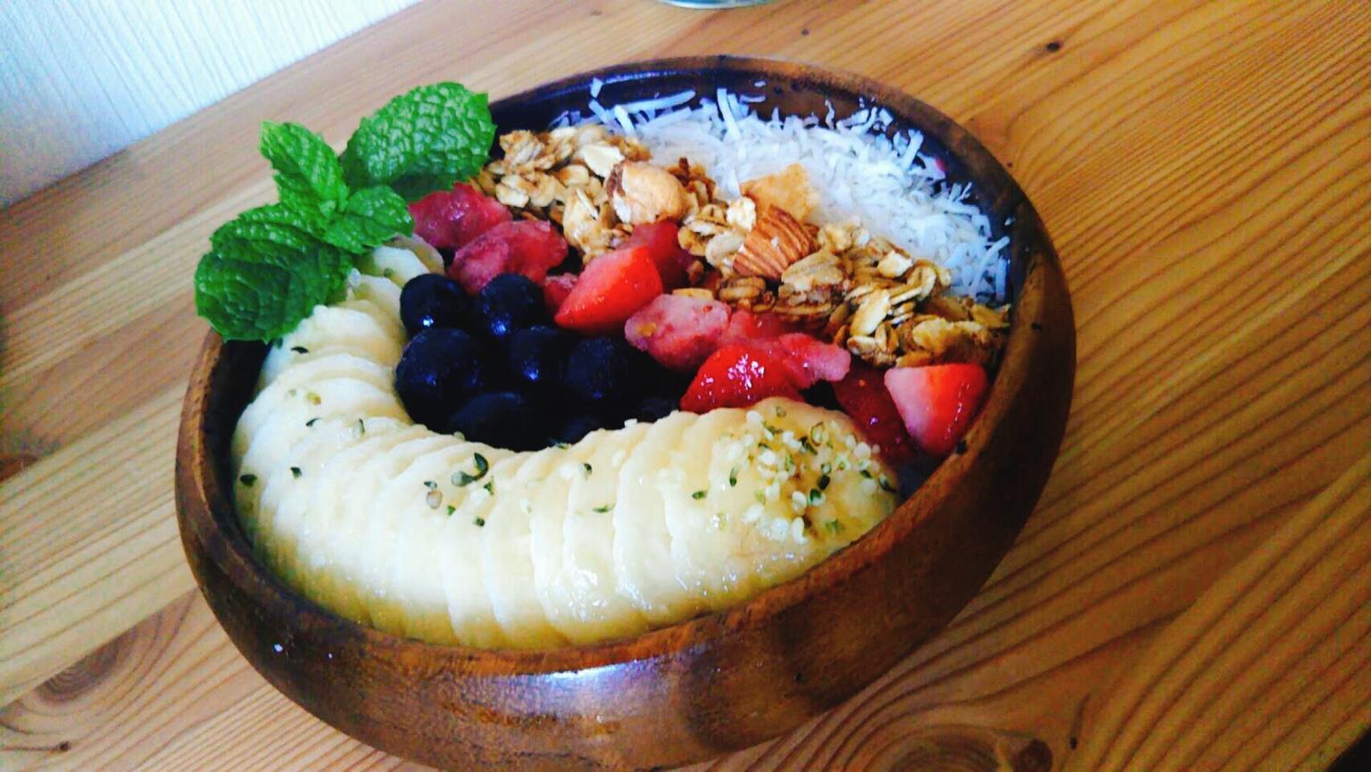 ベジタリアンカフェルーニー!スーパーフードが食べられる盛岡のカフェ