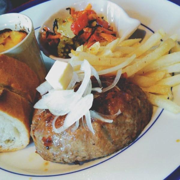 大沼のカントリーキッチンバルト「WALD」でランチ!旬の食材が嬉しい