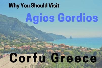 Why You Should Visit Agios Gordios Corfu Greece.