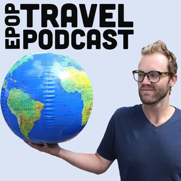 EPOP Travel Podcast Logo