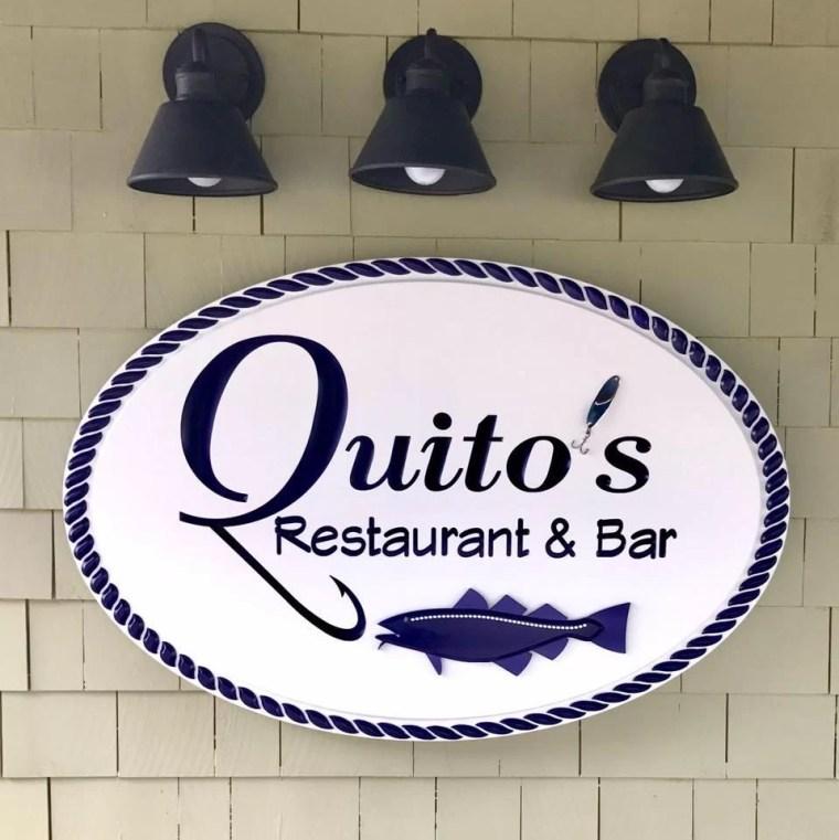 Quito's Restaurant & Bar in Bristol, Rhode Island,